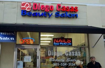 Diego Casas Beauty Salon Inc - Miami Beach, FL