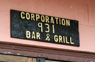 Corporation Bar & Grill - New Orleans, LA