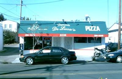 DeLuca's Pizza Restaurant - San Diego, CA