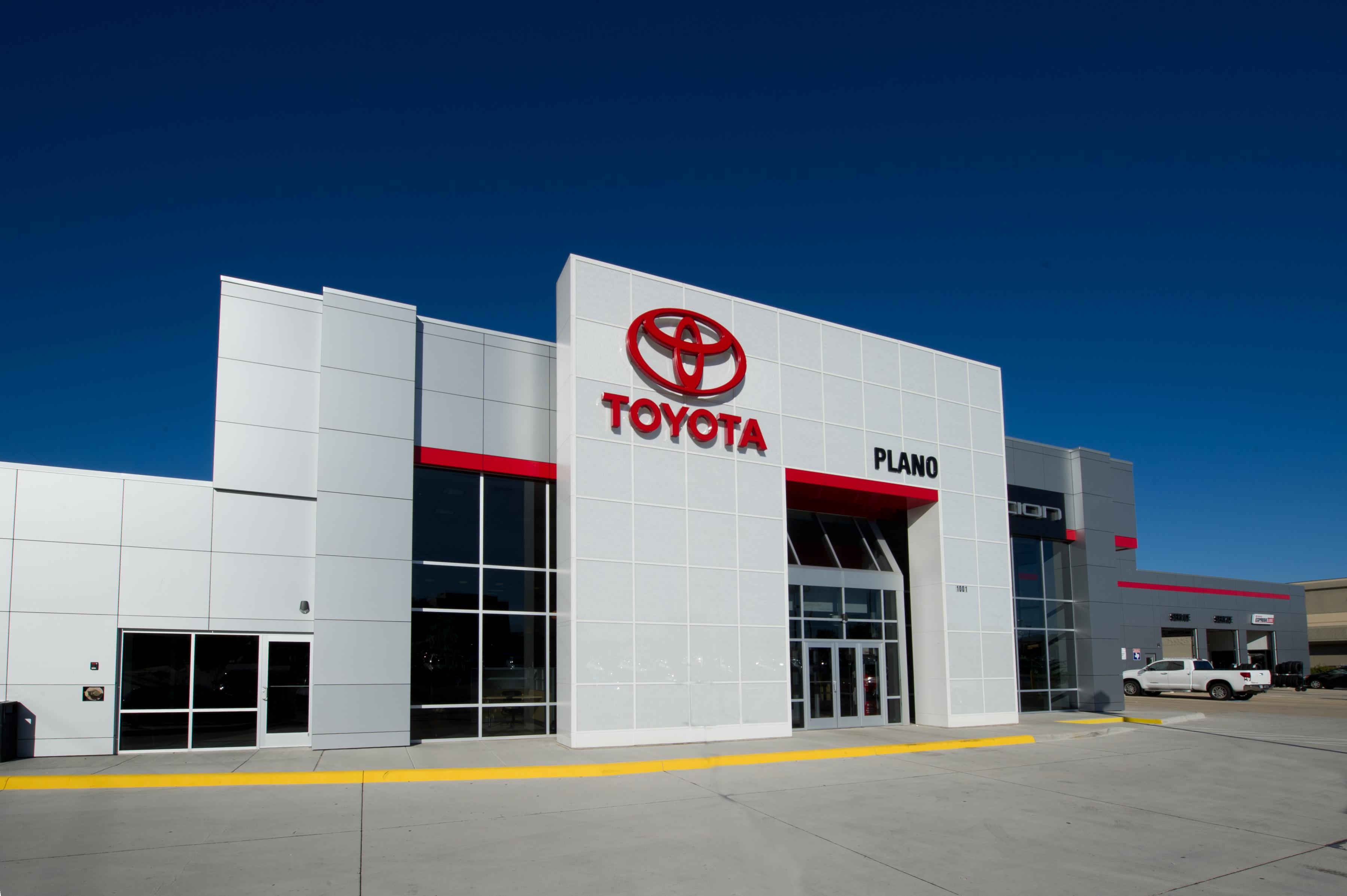 Toyota Plano 1001 Preston Tx 75093 Yp