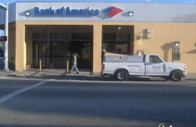 Bank of America At Little Havana