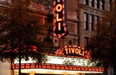 The Tivoli Theater - Saint Louis, MO