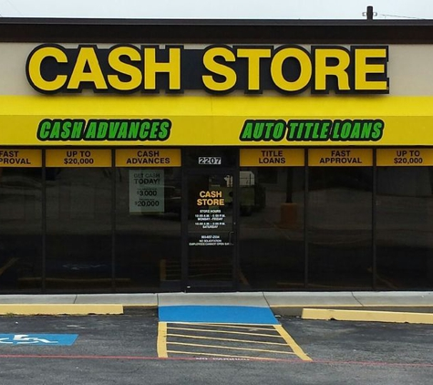 Cash Store - Henderson, TX