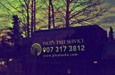 Paul's Tree Service - Anchorage, AK