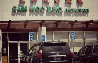 Sam Woo Bar B Que Restaurant - Van Nuys, CA. Sam Woo BBQ