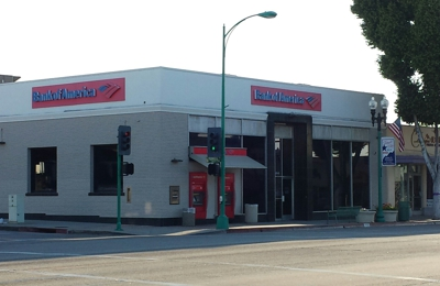 Bank of America - Temple City, CA. Outside