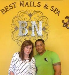 Best Nails & Spa - Lubbock, TX