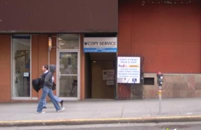 Copy Service Co. - San Francisco, CA