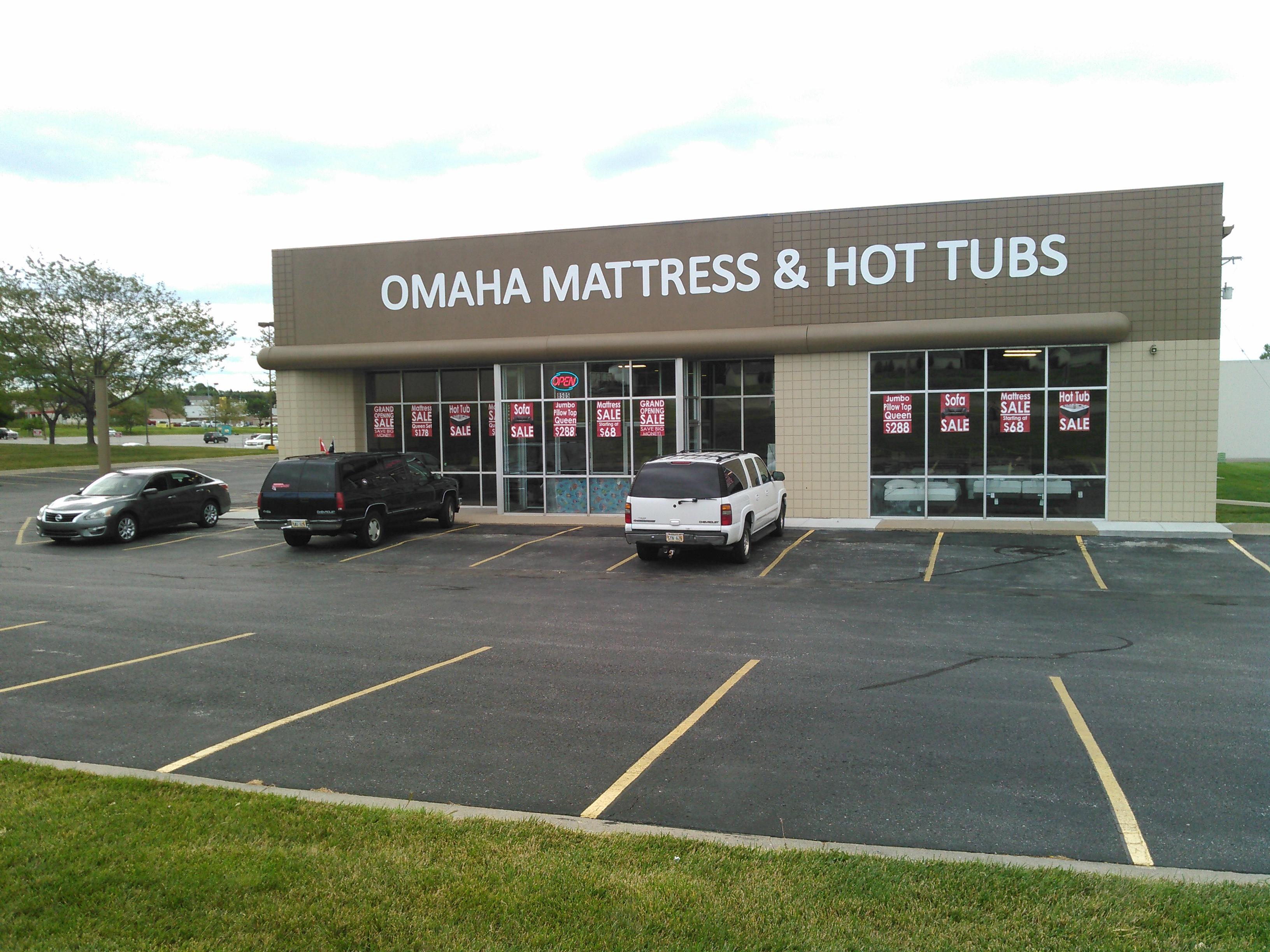 omaha mattress company 8505 giles rd papillion ne 68046 yp com