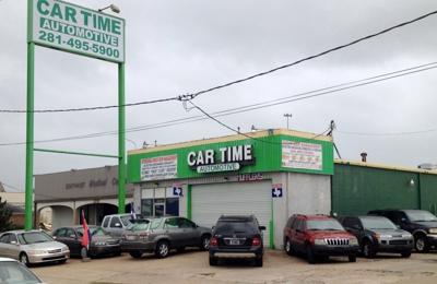 Car Time Houston - Houston, TX