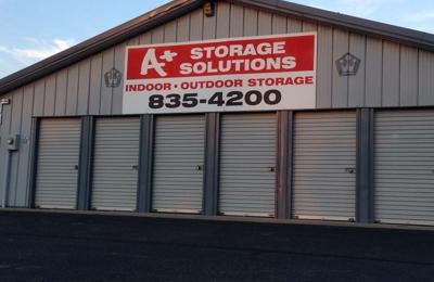 A Plus Storage Solutions - Eau Claire, WI