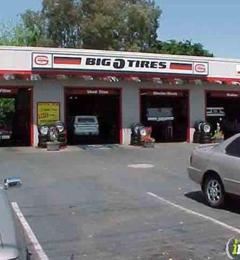 Big O Tires - Sacramento, CA