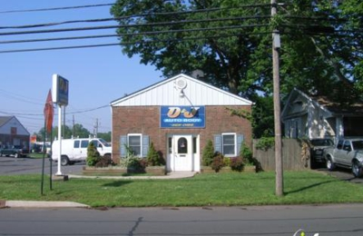 D & J Collision Ctr - Middlesex, NJ
