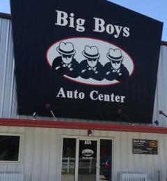 Big Boys Auto Center - Grimesland, NC