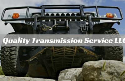Quality Transmission Service - Anchorage, AK