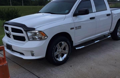 Landers Dodge Chrysler Jeep - Bossier City, LA. White from Herberts town and country