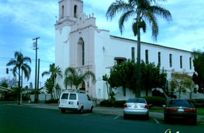 Our Lady Of The Sacred Heart Church - San Diego, CA