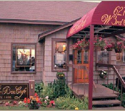 Marx Brothers Cafe - Anchorage, AK