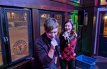Karaoke Wednesday at Barmacy Bar & Grill at 8 pm. 804 W Market Street in Highland Square
