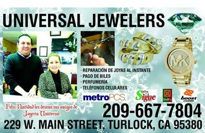 Universal Jewelers - Turlock, CA