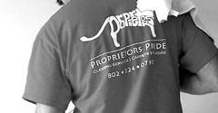 Proprietors Pride - Hinesburg, VT