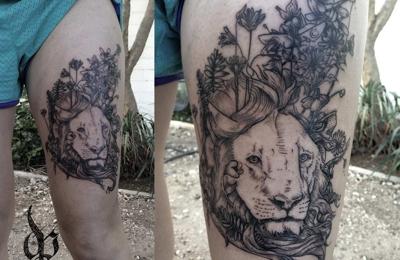 Moon Tattoo 1736 W Anderson Ln, Austin, TX 78757 - YP.com