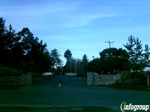 Astoria Golf & Country Club, Warrenton OR