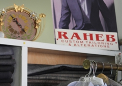 Raheb Custom Tailoring & Alterations - Worcester, MA