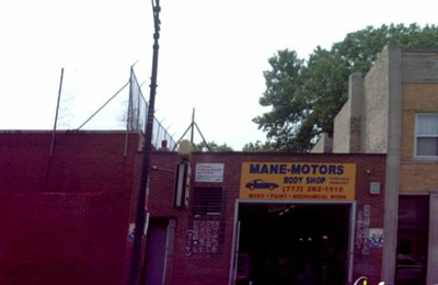 Mane Motor's Body & Repair Shop - Chicago, IL