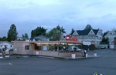Dick S Drive In Restaurants 4426 2nd Ave Ne Seattle Wa