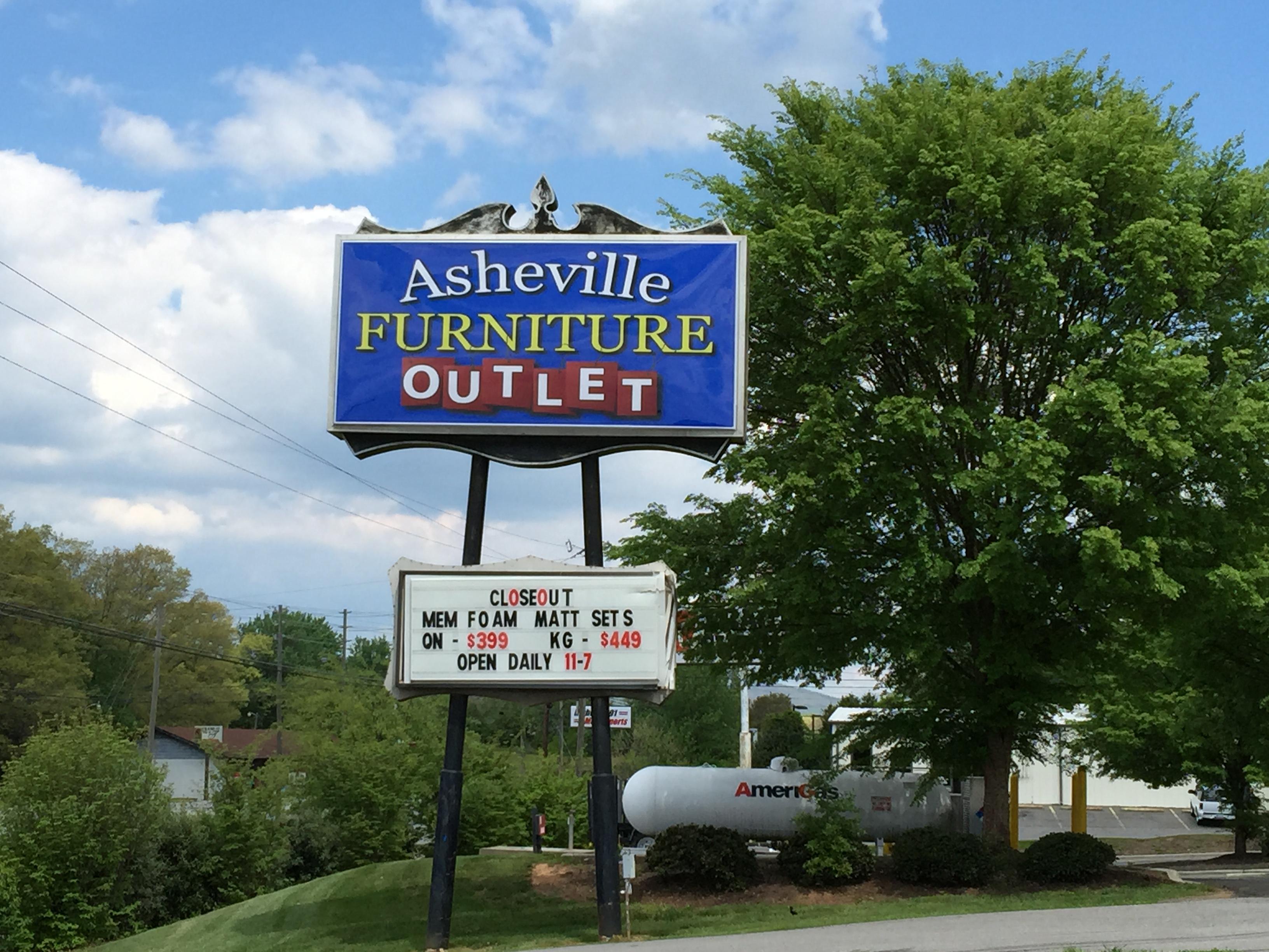 Asheville Furniture Outlet 26 Old Brevard Rd Asheville Nc 28806