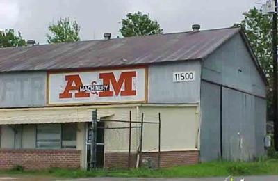 A & M Machinery - Houston, TX