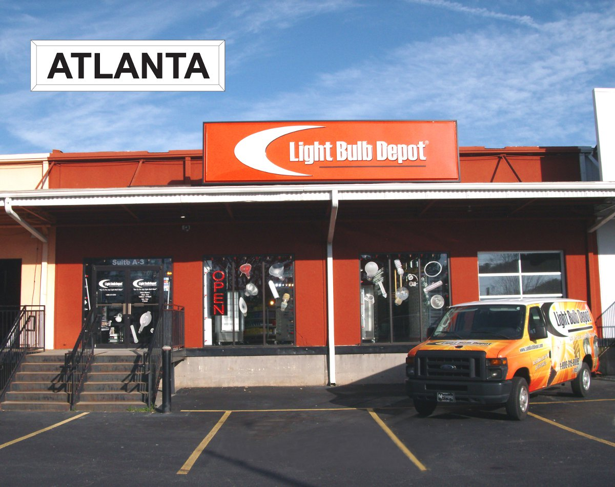 Light Bulb Depot 1611 Ellsworth Industrial Blvd Nw Suite A