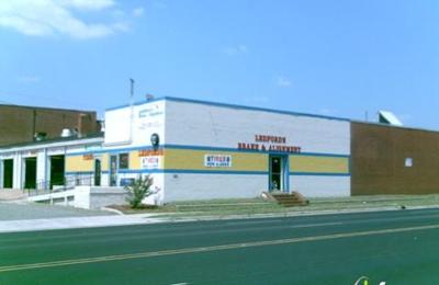 Ledfords Tire and Auto - Dallas, NC