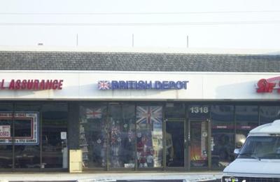 British Depot Oakland Park FL 33334