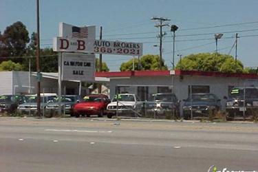 D & B Autobrokers