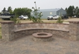 A & A Landscape & Maintenance of ND - Williston, ND. Fire Pit Design