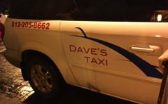 Dave's Taxi Service