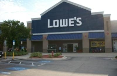 Lowe S Home Improvement 8040 Dani Dr Fort Myers Fl 33966 Yp Com