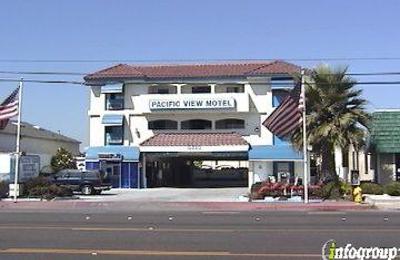 Pacific View Inn Suites Huntington Beach