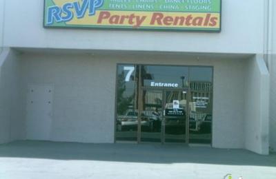 RSVP Party Rentals of Las Vegas - Las Vegas, NV