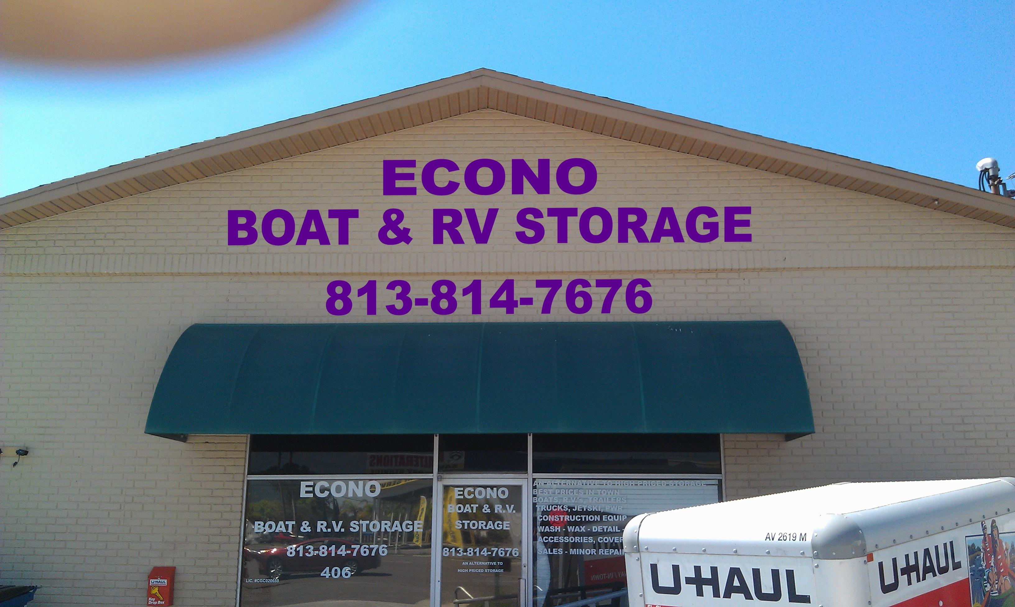 Merveilleux Econo Boat And RV Storage Of Westchase 406 Race Track Rd N, Oldsmar, FL  34677   YP.com