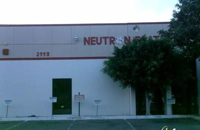 Neutron Plating - Anaheim, CA