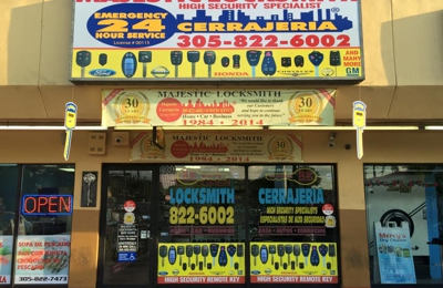 Majestic Locksmiths - Hialeah, FL