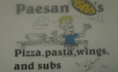 Paesano's Pizza & Subs