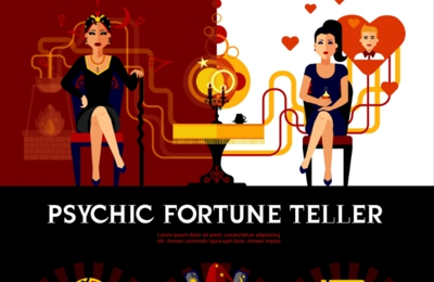 Psychic Network For Love By Daniela
