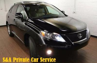 S&A Private Car Service - Fairfield, CT