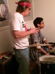 Drumville Studios-Drum Lessons by Lenny Giachello