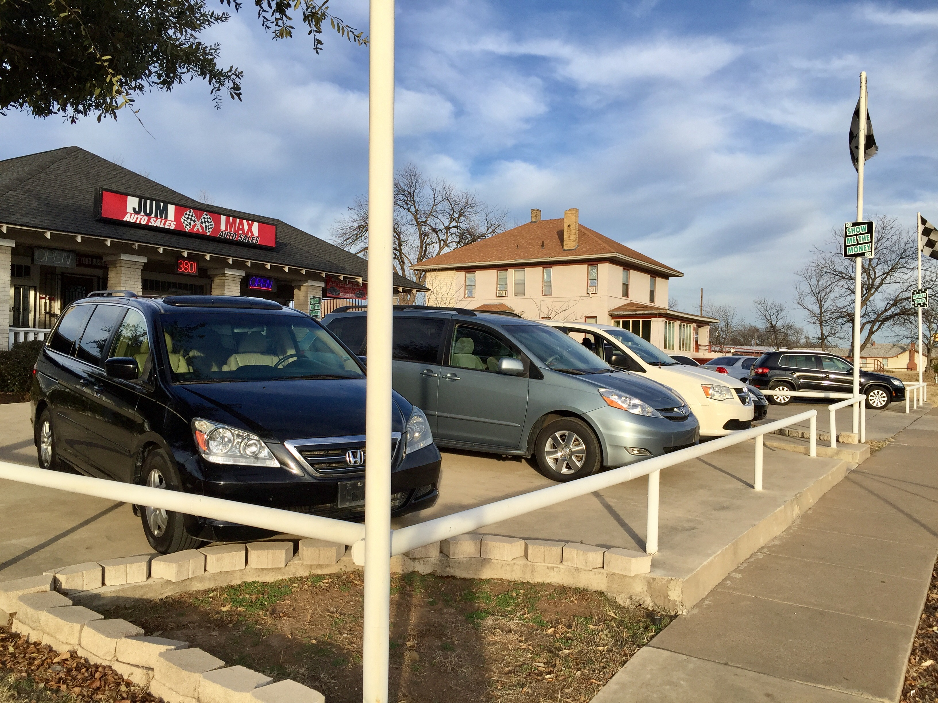 Max Auto Sales 3801 E Lancaster Ave Fort Worth TX YP