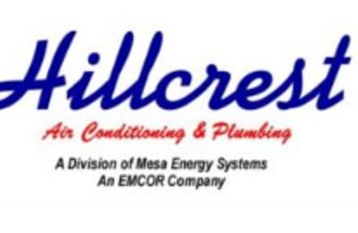 Hillcrest Air Conditioning Refrigeration Bakersfield Ca